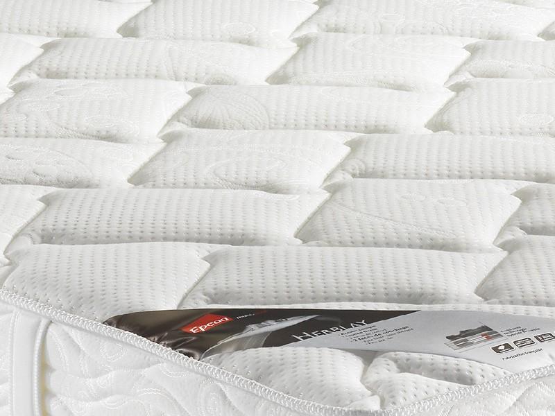 matelas epeda herblay avec la compagnie du lit. Black Bedroom Furniture Sets. Home Design Ideas