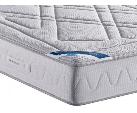ensemble literie simmons osez toundra avec la compagnie du lit. Black Bedroom Furniture Sets. Home Design Ideas