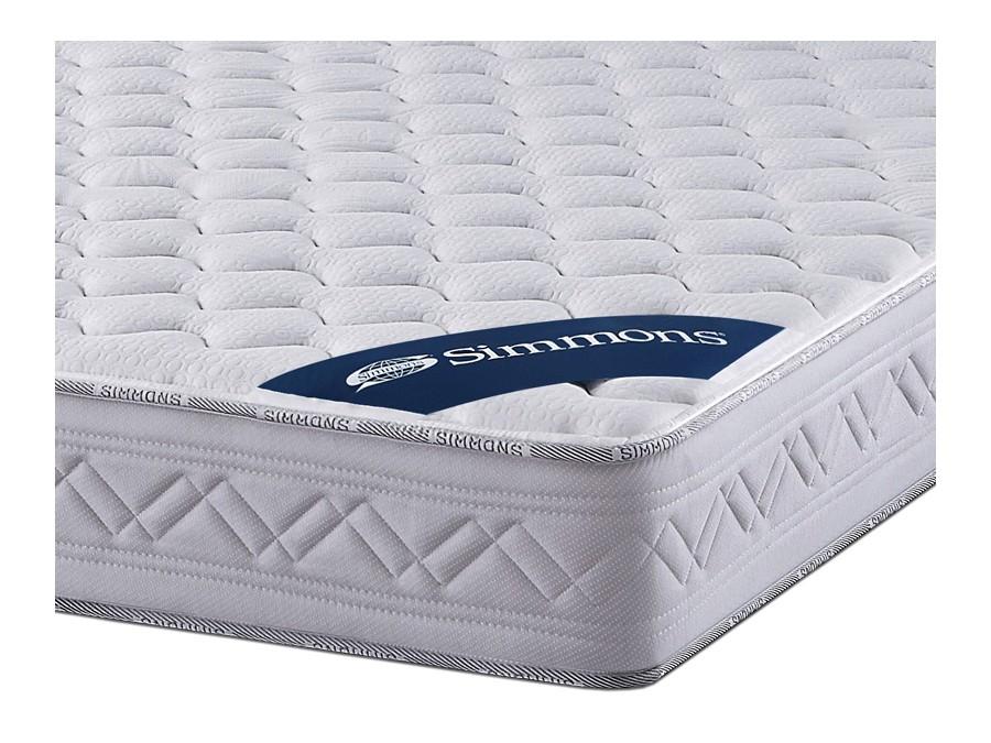 ensemble literie simmons fermissim toundra avec la compagnie du lit. Black Bedroom Furniture Sets. Home Design Ideas