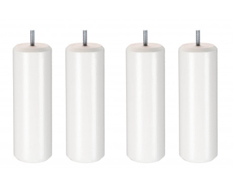 Cylindre Blanc 20 cm