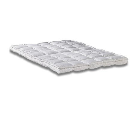 surmatelas epeda cocoon avec la compagnie du lit. Black Bedroom Furniture Sets. Home Design Ideas