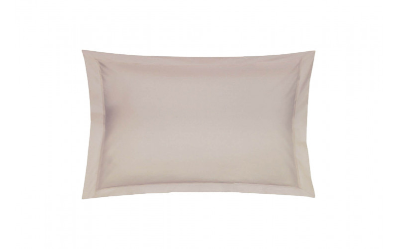 Taie oreiller Percale Chanvre