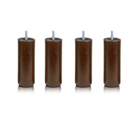 Cylindre Noyer 17 cm