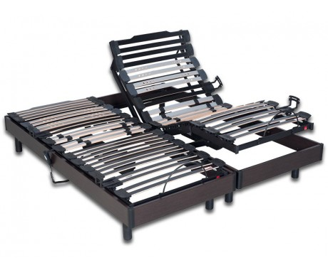sommier epeda reflex 1100 weng avec la compagnie du lit. Black Bedroom Furniture Sets. Home Design Ideas