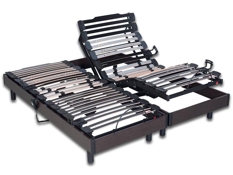 sommier epeda reflex 1100 weng avec la compagnie du lit. Black Bedroom Furniture Sets. Home Design Ideas