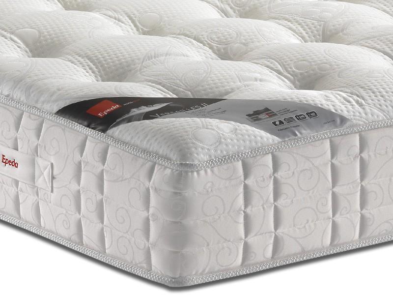 ensemble literie epeda versailles pack avec la compagnie du lit. Black Bedroom Furniture Sets. Home Design Ideas