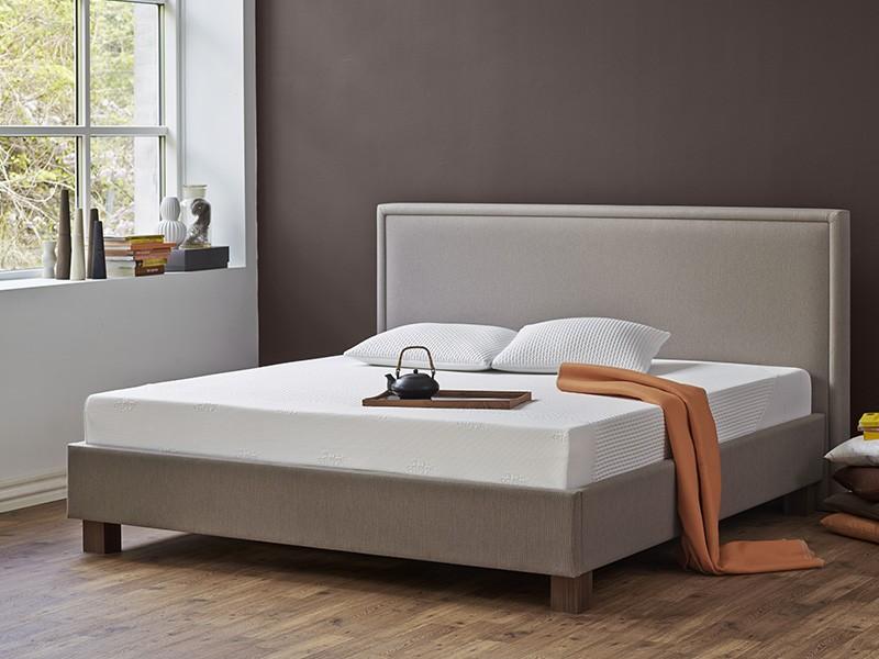ensemble literie tempur sensation 19 tapissier prestige avec la compagnie du lit. Black Bedroom Furniture Sets. Home Design Ideas