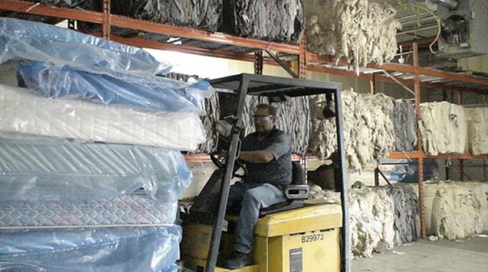 Recyclage Recyclez Votre Matelas Avec La Compagnie Du Lit