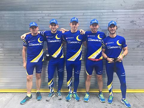 Notre équipe Marathon