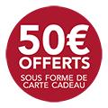 pastille 50€