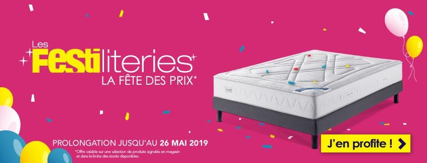 Les Festiliteries du 29 avril au 26 mai 2019