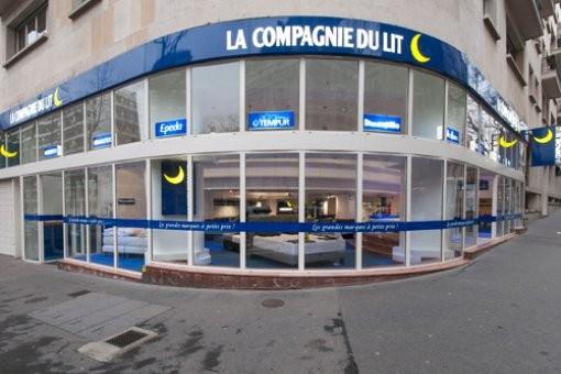 La Compagnie du Lit Auteuil / Paris 16ème