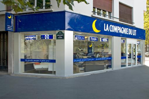 La Compagnie du Lit Champerret / Paris 17ème