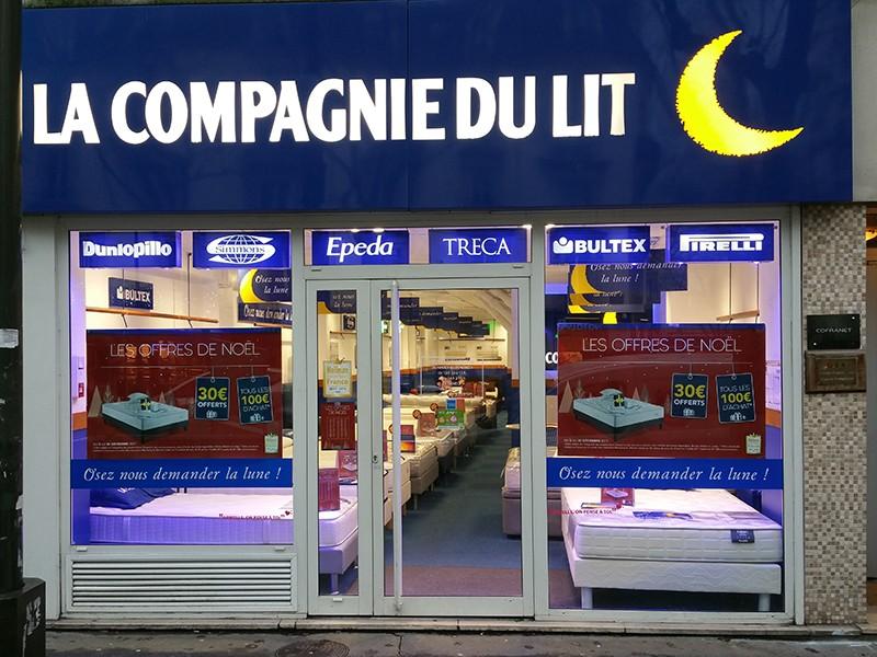 La Compagnie du Lit Boulogne-Billancourt