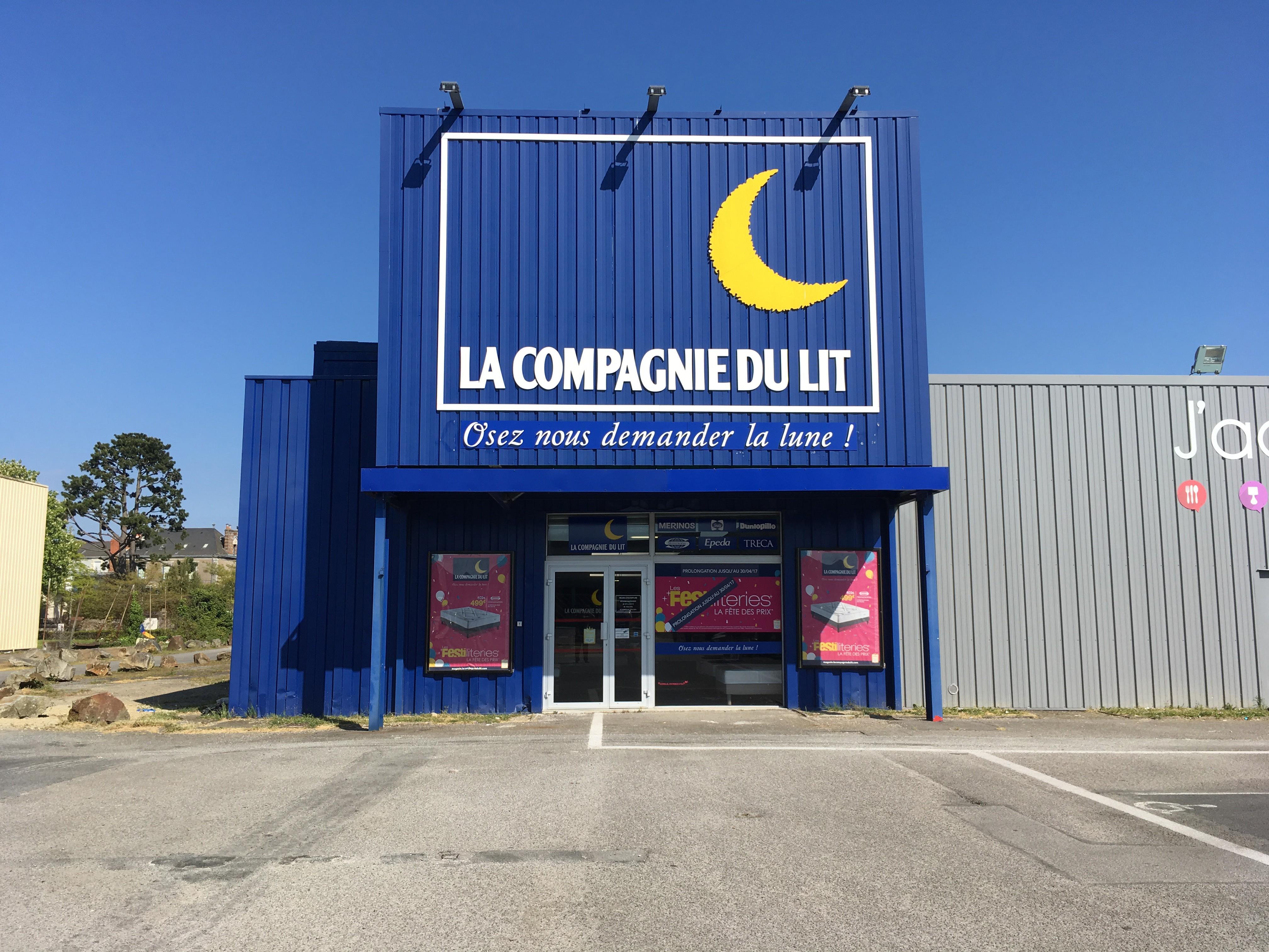 La Compagnie du Lit Nantes / Rézé
