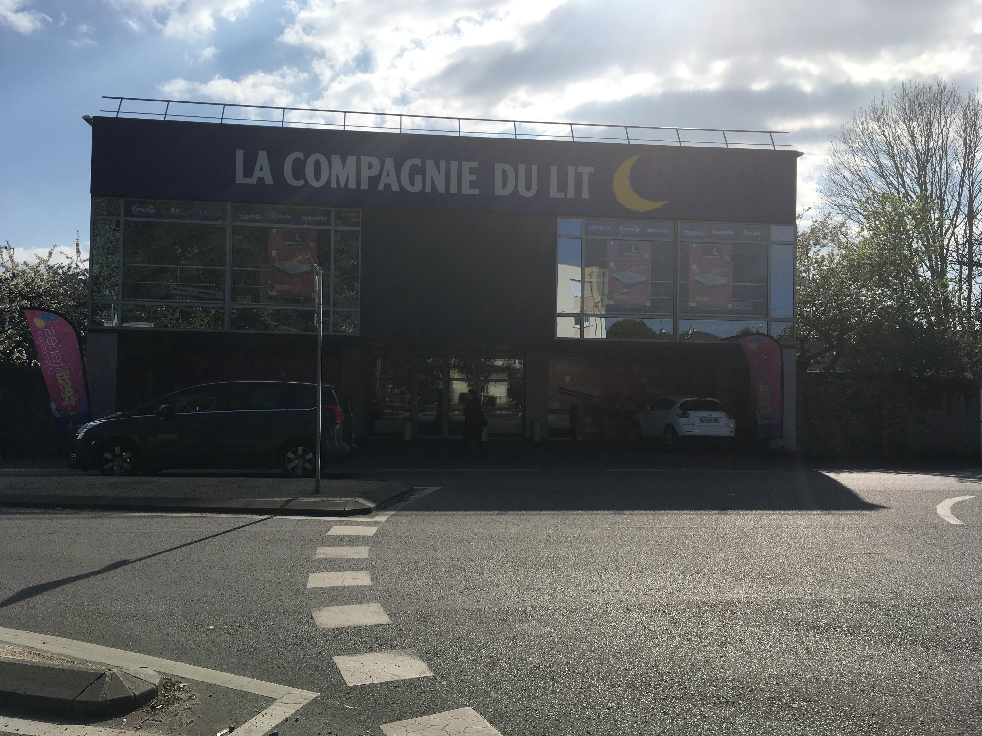 La Compagnie du Lit Saint-Herblain / Nantes