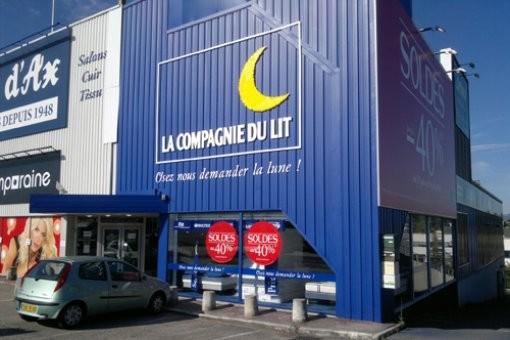La Compagnie du Lit Champagne au Mont d'Or / Lyon