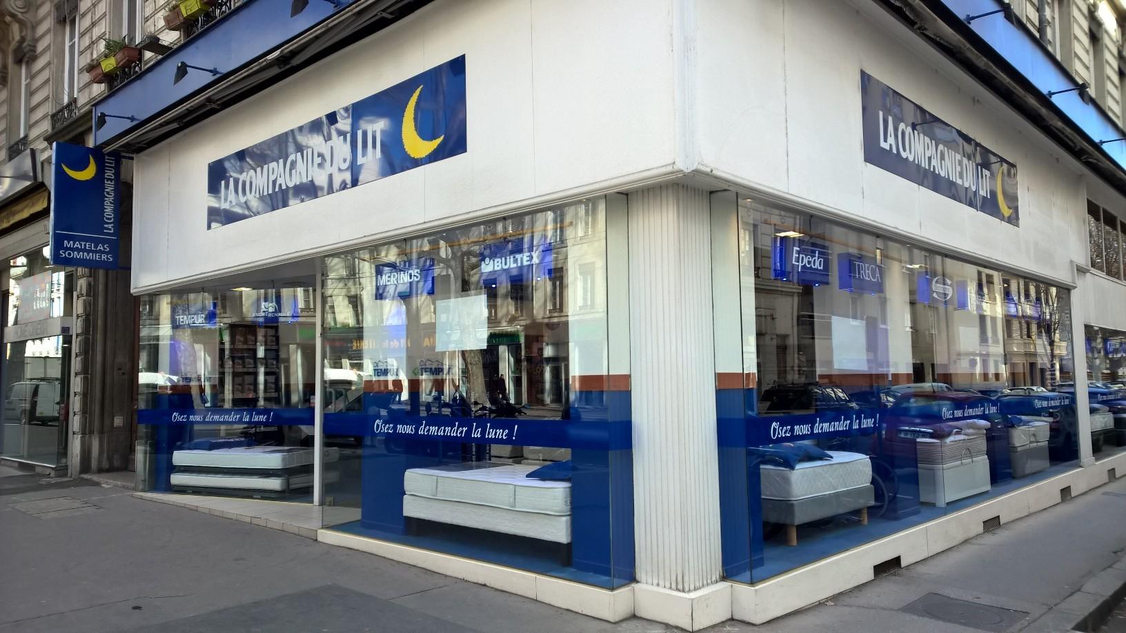 La Compagnie du Lit Lyon