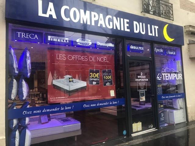 La Compagnie du Lit Boulogne-Billancourt Sud