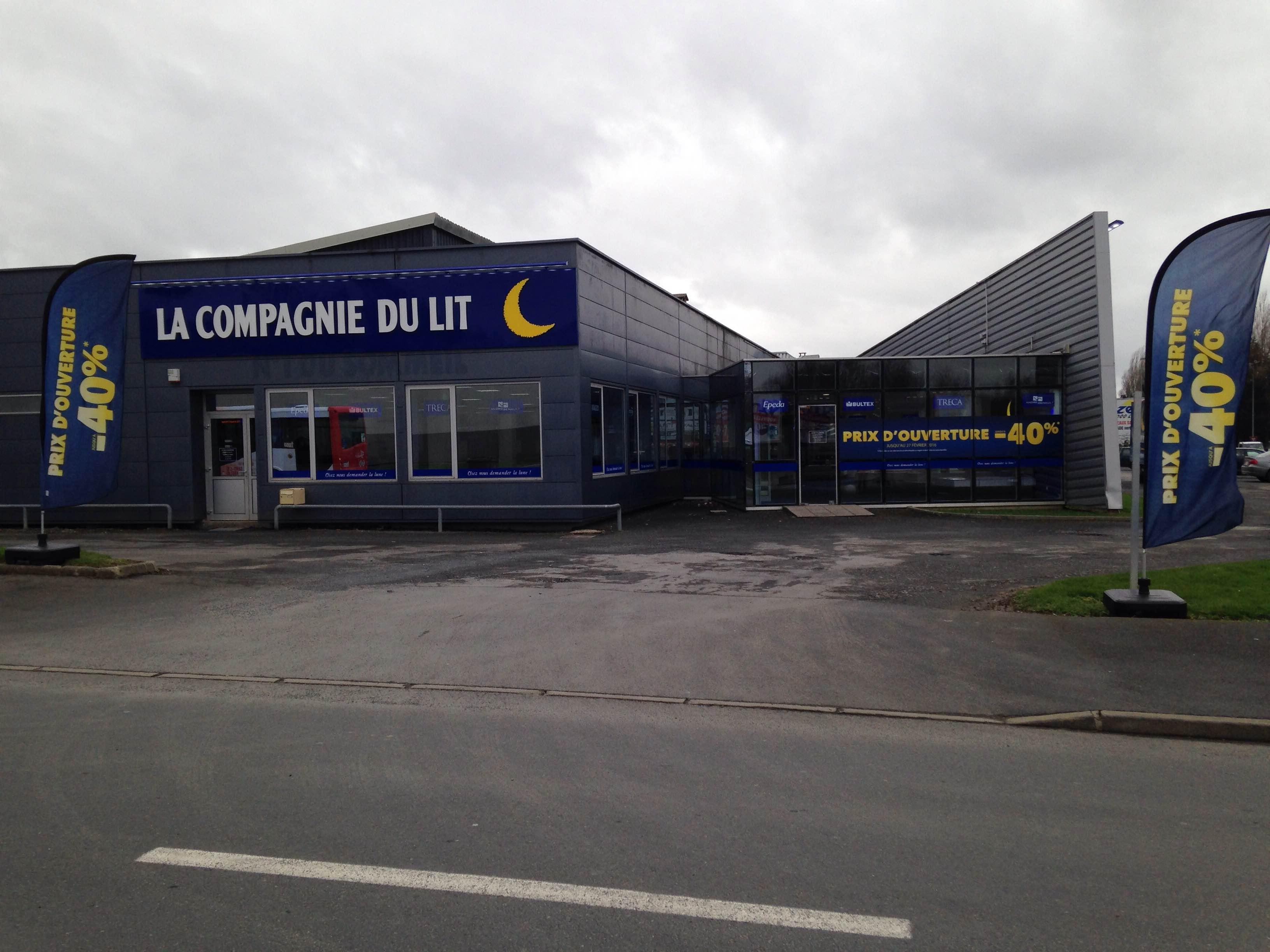 La Compagnie du Lit Saint-Lô