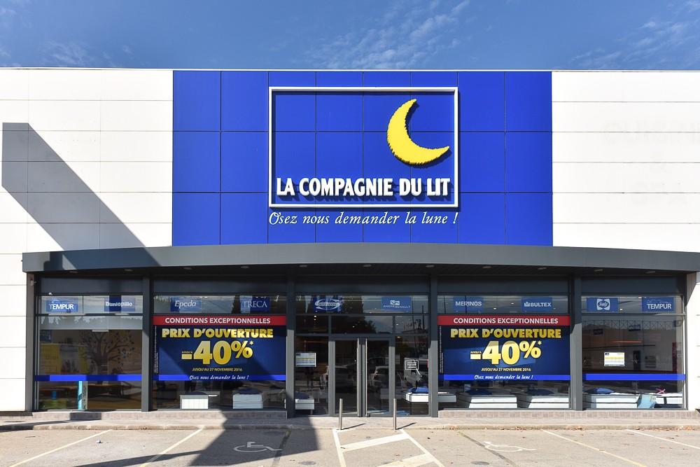 La Compagnie du Lit Marseille / Plan-de-Campagne