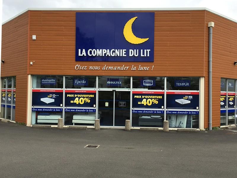 La Compagnie du Lit  Saintes / Saint-Georges-des-Coteaux